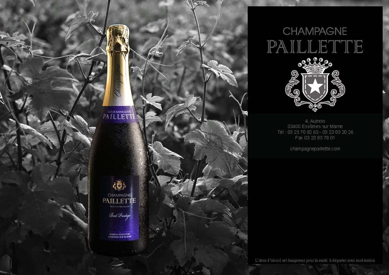 champagne paillette