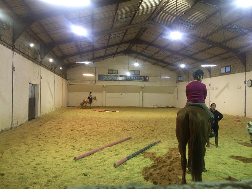 pensions chevaux Gard